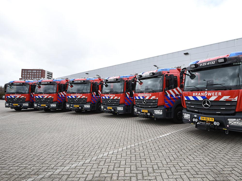 Versterkingsmaatregelen voor Veiligheidsregio Flevoland