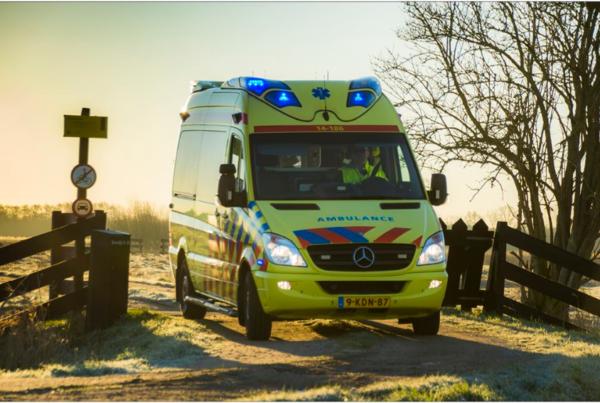 Ambulance RAV Gooi en Vechtstreek