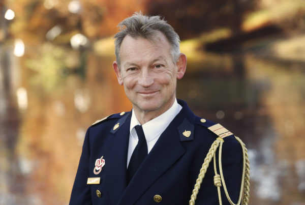 John van der Zwan