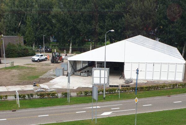 corona teststraat Almere